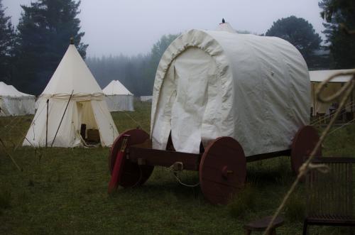 Misty Wagon