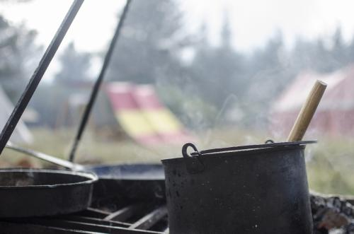 Steamy Pots